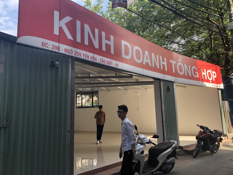 cho-thue-mbkd-ngo-rong-259-yen-hoa-80m2-mt-15m2-khu-dong-dan-van-phong-18tr-thang